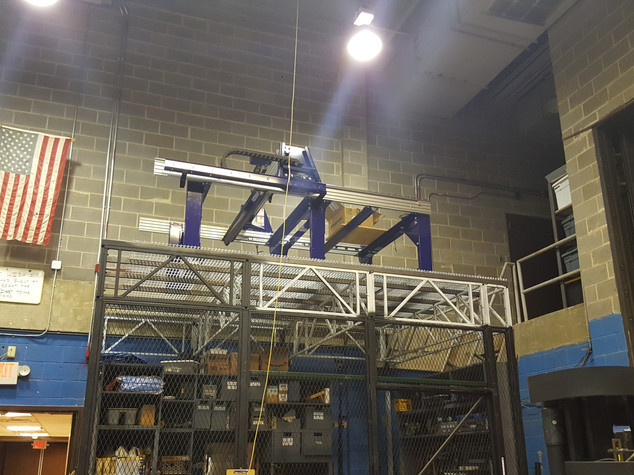 Tool Cage and CNC Build