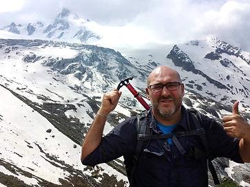 Manuel Alonso Unica Alpinisme