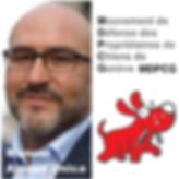 MDPCG Genève Chiens Manuel Alonso Unica Mouvemnt de Défense des Propriétaires de Chiens de Genève