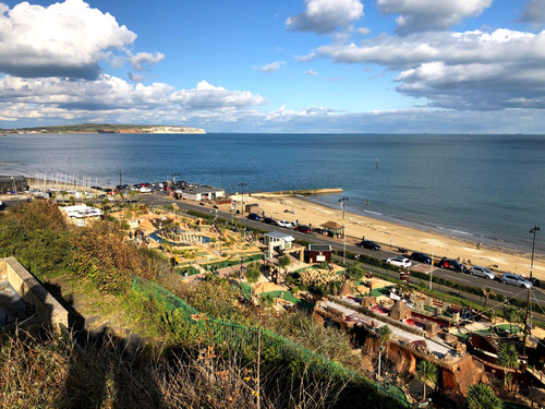 View to Culver