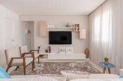 Sala Home Integrada