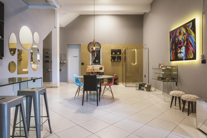 Projeto Comercial Showroom