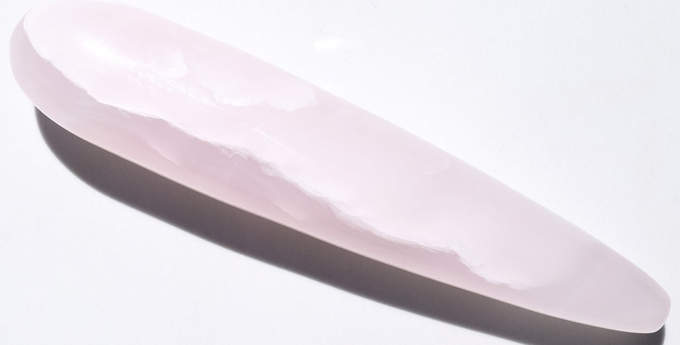 Pink Calcite SELF LOVE Wand