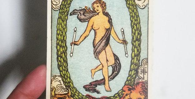 YEAR AHEAD Astrology + Tarot