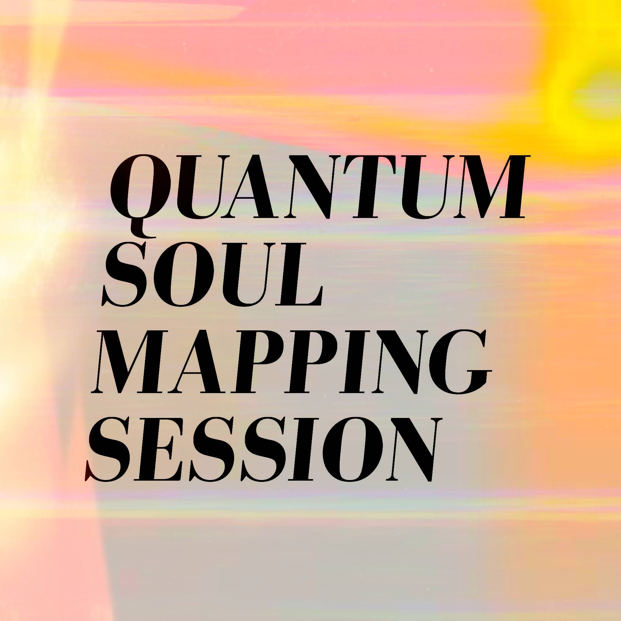 Quantum Soul Mapping Session