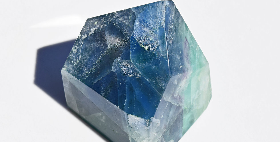 High Grade Rainbow Fluorite I