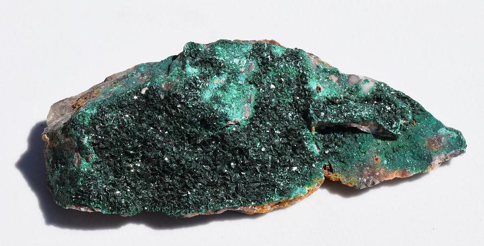 Raw Malachite Crystal II