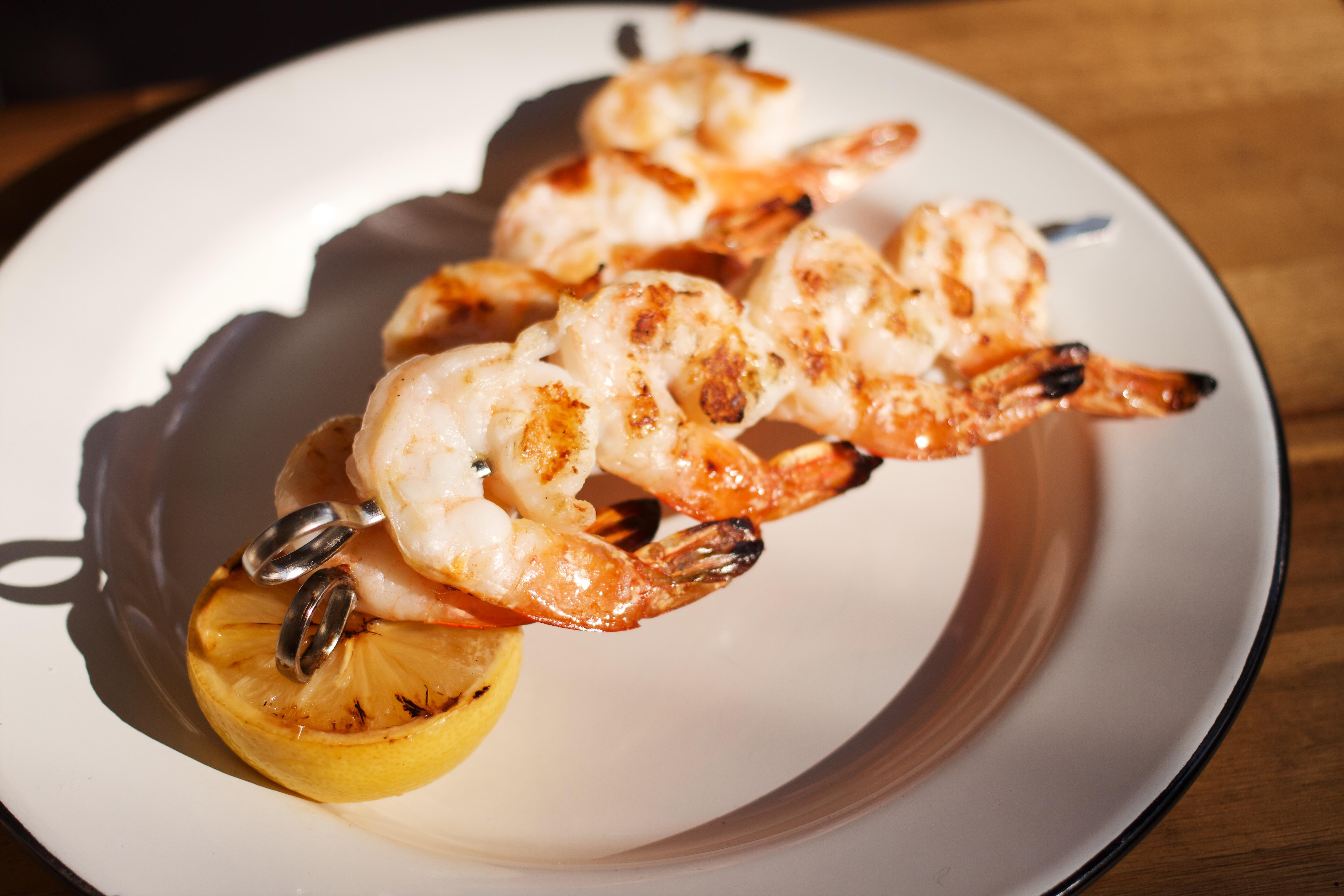 Shrimp Skeweers