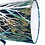 Thumbnail: Water & Stardust ~ branches ~ 25cm drum shade