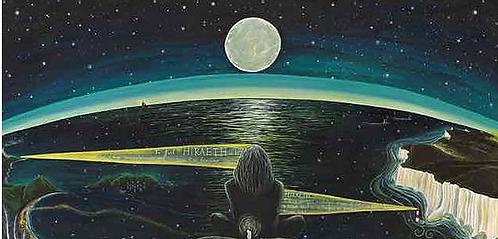 Hiraeth ~ Original painting