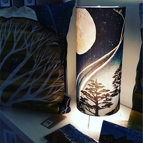 Water & Stardust - Table lamp
