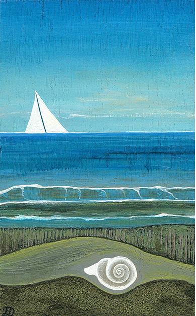 Sailing By ~ Original painting