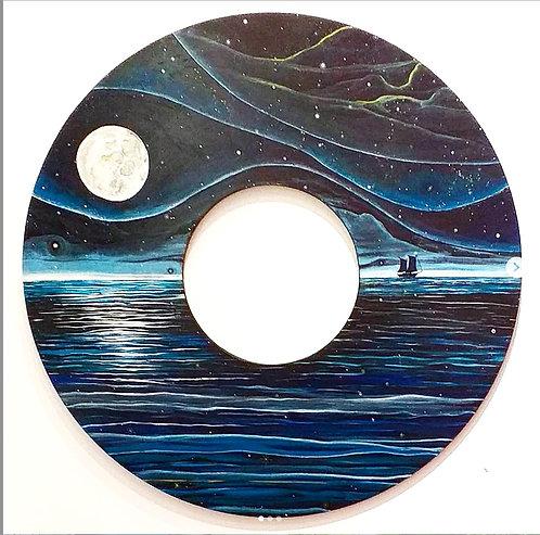 Circumnavigate ~ Original Painting