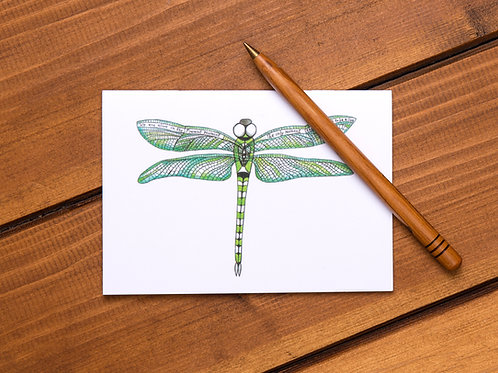 Dragonfly ~ Present Moment
