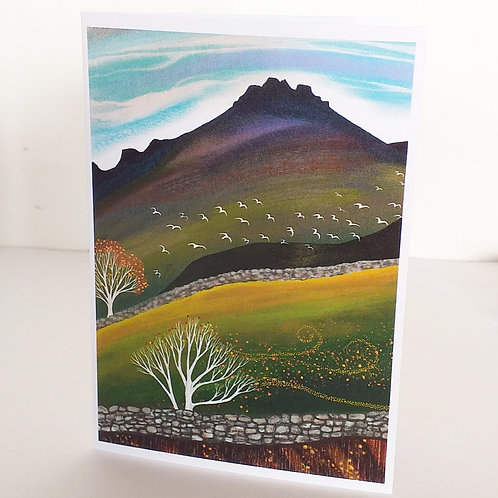 End Of Season - A6 card