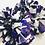 Thumbnail: ポンポン:紫&白