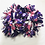 Thumbnail: ポンポン:紫&白&ピンク
