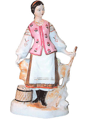 Ппродать фарфоровую статуэтку