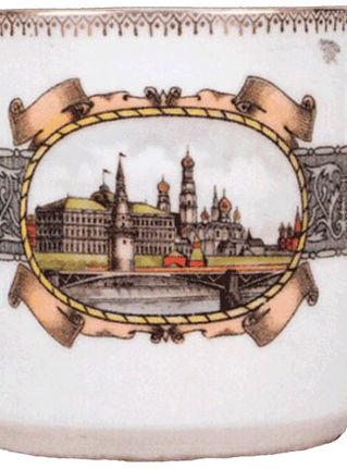 Кружка Московского Кремля