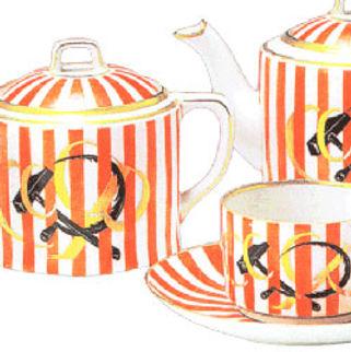Сервиз чайный СССР 1925
