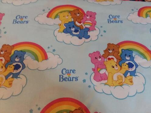 Care Bears Crib Set