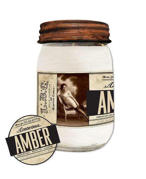 Amorous Amber