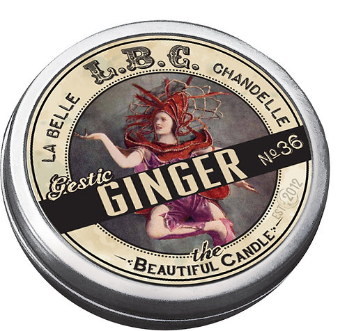 Gestic Ginger