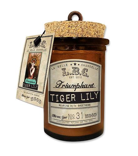 Triumphant Tiger Lily
