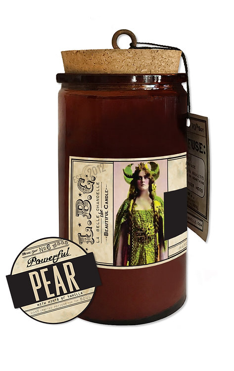 Powerful Pear