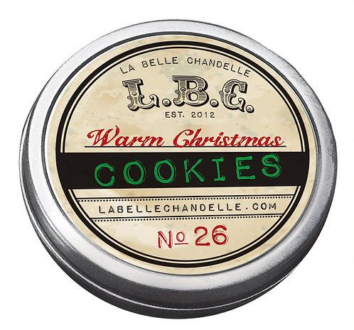 Warm Christmas Cookies