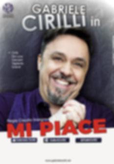 Gabriele Cirill - Mi Piace