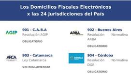 Herramientas: Domicilio Fiscal Electrónico