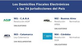 """""""Herramientas"""": Domicilio Fiscal Electrónico"""