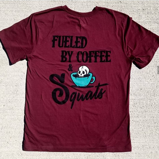 Fueled by Coffee & Squats