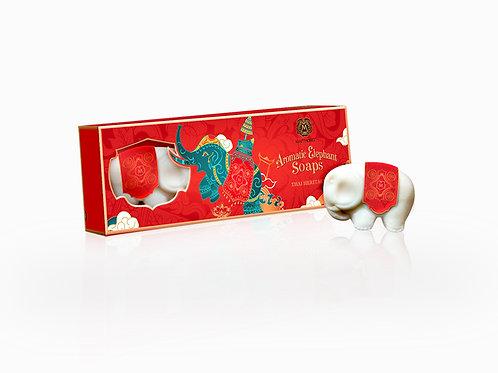 Aroma Elephant Soap Gift set