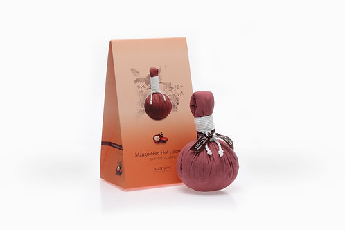 Maithong Mangosteen hot compress for body and face