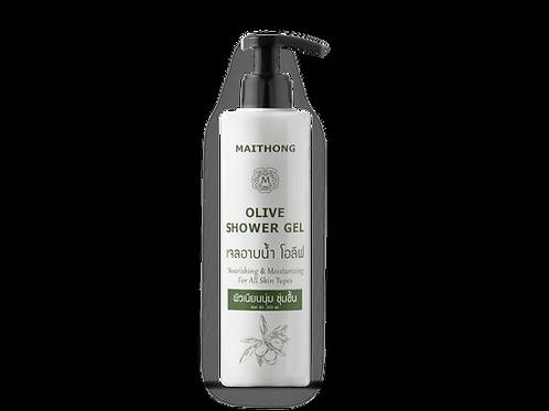 Maithong  Shower Gel (Olive)