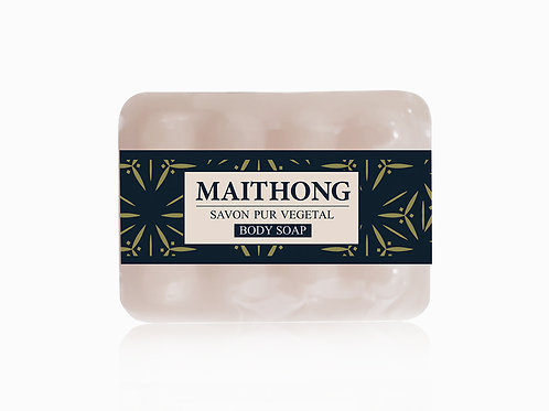Maithong Massage  Soap (Rice Milk)