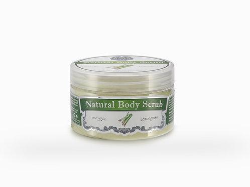 Maithong Lemongrass Body Salt Scrub