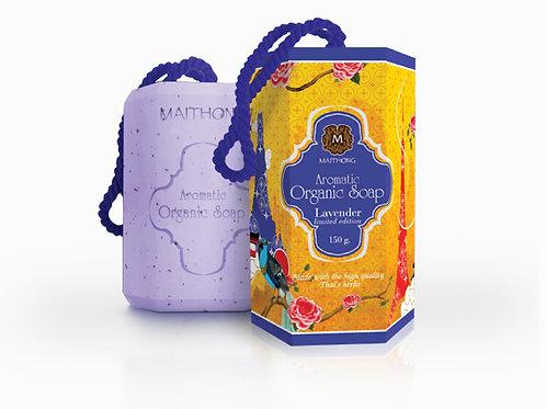 Maithong Aromatic Organic Soap Lavender