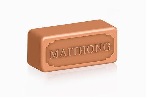 Maithong Bar Soap  (Orange)