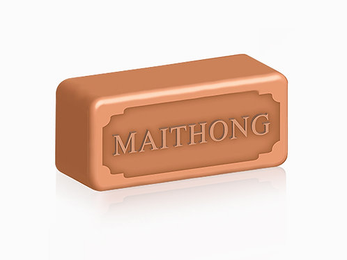 Maithong Bar Soap  (Orange)