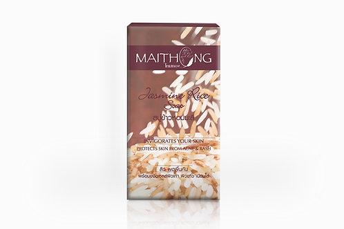 Maithong Jasmine Rice Soap