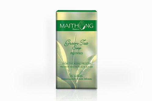 Maithong Green Tea Soap