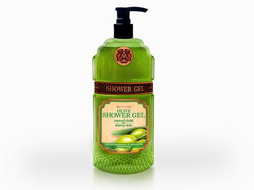 Maithong Olive Oil Shower Gel