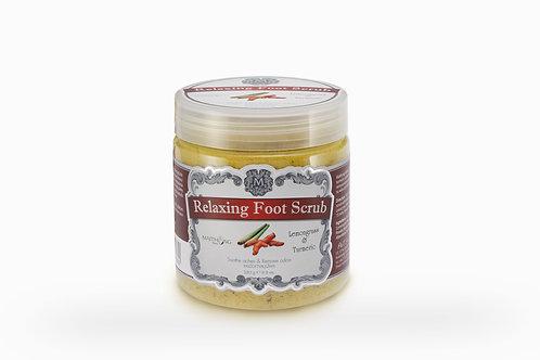 Maithong   Turmeric  &  Lemongrass Foot Salt Scrub
