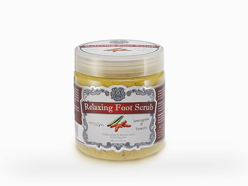 Maithong   Turmeric  &  Lemongrass Foot Salt Scrub