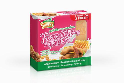 Skinny Tamarind Honey & Milk Soap