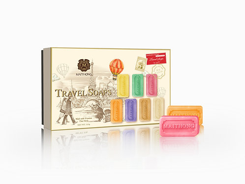 Maithong Travel Soaps Gift Set