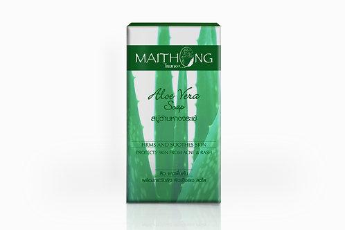Maithong Aloe Vera Soap
